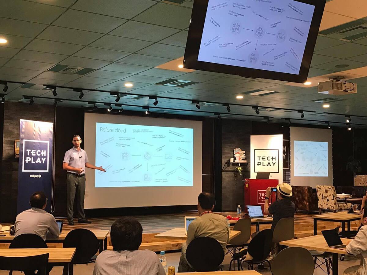 【レポート】Microsoftの最先端クラウド技術と導入事例:クラウド技術最前線![第3部]- TECH PLAY Conference 2017