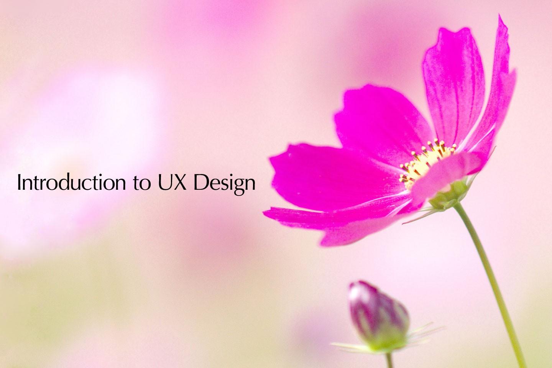 【公開講座/初心者向け】UXデザイン概論・使ってうれしい気配りデザインのススメ