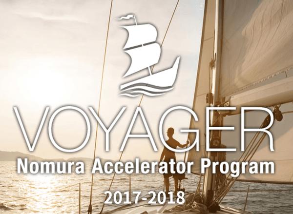 第2期・野村アクセラレータープログラム「VOYAGER」第2回説明会