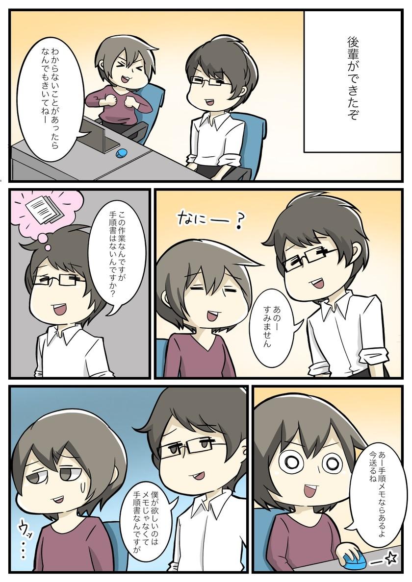 手順書をさぼっていませんか?☆インフラ女子の日常 vol.3