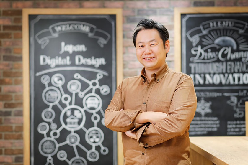 三菱UFJからスピンアウトしたJapan Digital Design(JDD)が模索する金融サービスの新しいカタチ