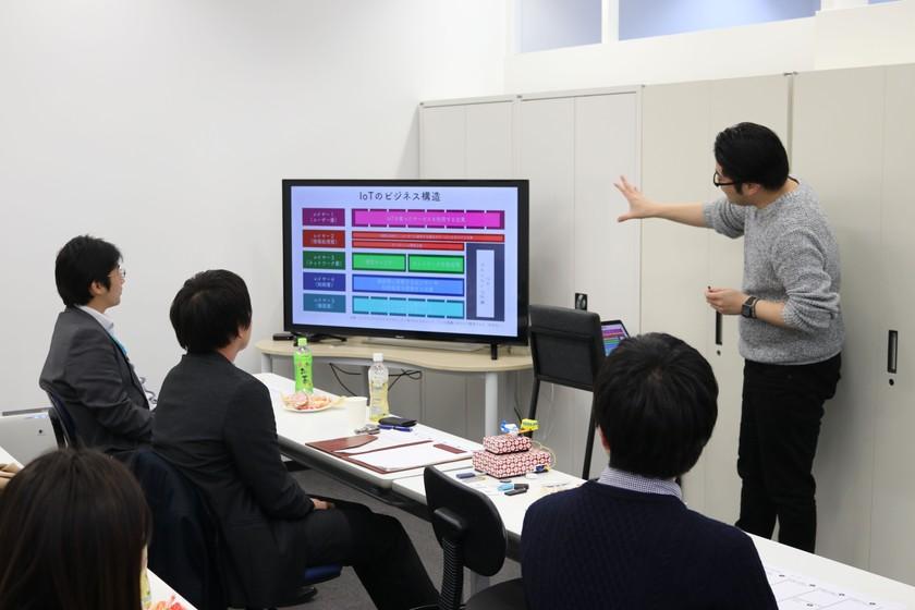 1月18日イベントレポート(【関西/大阪/初心者歓迎】IoT/AIに関するワークショップ)