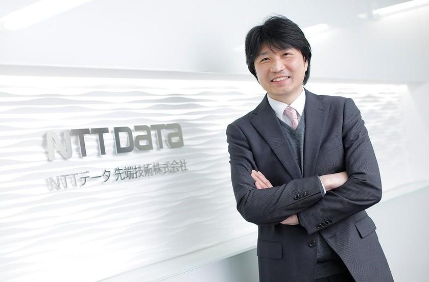 NTTデータ先端技術が目指すDXの新しいカタチ ──プリセールス、コンサルティング能力で市場開拓