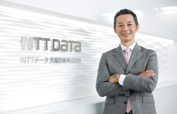 NTTデータ先端技術が目指すDXの新しいカタチ ── 全員がデータ管理・活用(Data Management)のプロになる