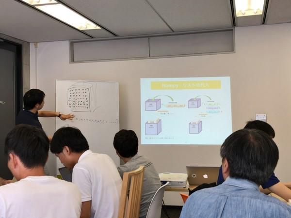開催報告:やさしいPython初心者 AI・データ解析&基礎講座④⑤