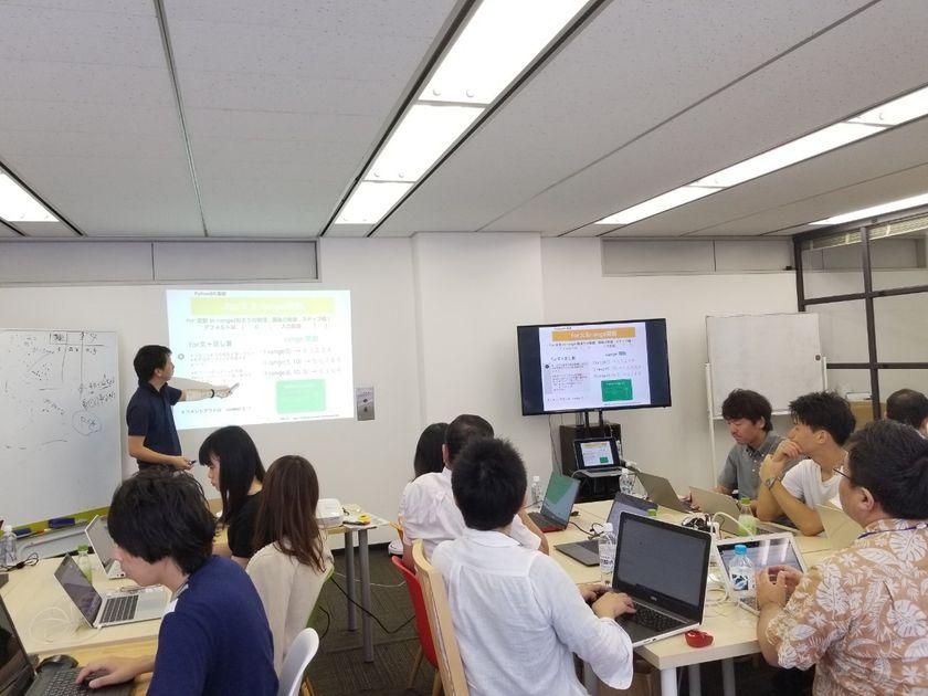 開催報告:やさしいpython初心者 AI • データ解析&基礎講座③を開催しました