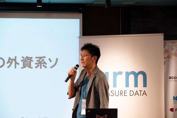 日本人ひとり体制からの外資系ソフトウェアサポート (木村 貴由  Red Hat)
