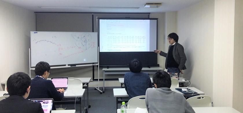 ライブ配信(全国可能)データサイエンティストが基礎から実務レベルまで教える統計+R講座