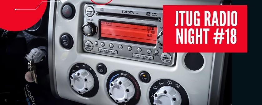 【JTUGスピンオフイベント】#JTUGRadioNight #18 ~鬼滅Viz特集回~