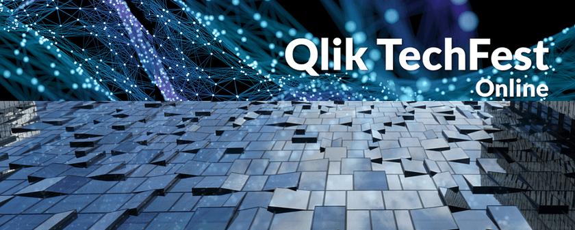 【Qlik TechFest】データから価値を引き出す!Qlikの実践的な技術情報・最新製品情報を一挙に紹介!