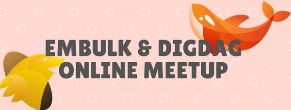 Embulk & Digdag Online Meetup 2020