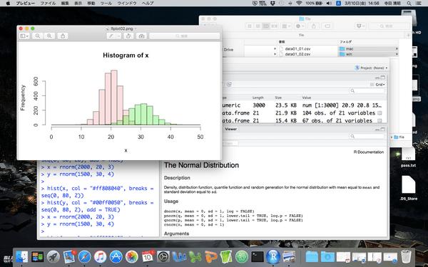 Rで覚える統計がイマイチわからない人のための統計講座「推測統計編」