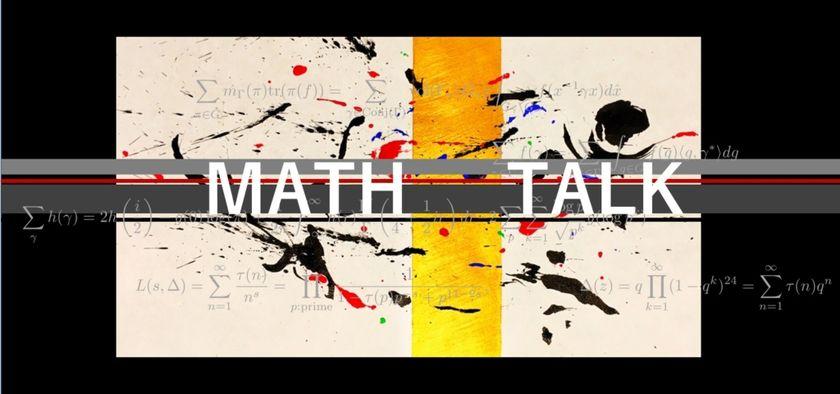 【オンライン】マストーク 幾何学×アート-古典幾何学から現代幾何学まで-