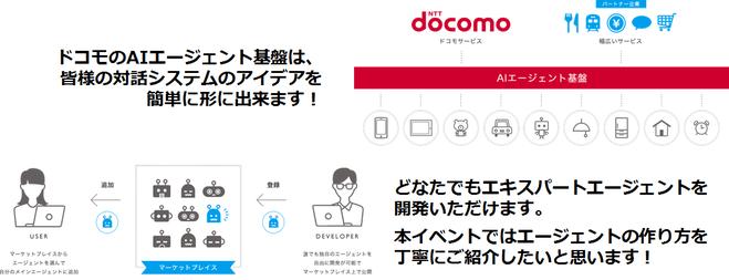 NTTドコモ AI活用セミナー&ミートアップ@福岡
