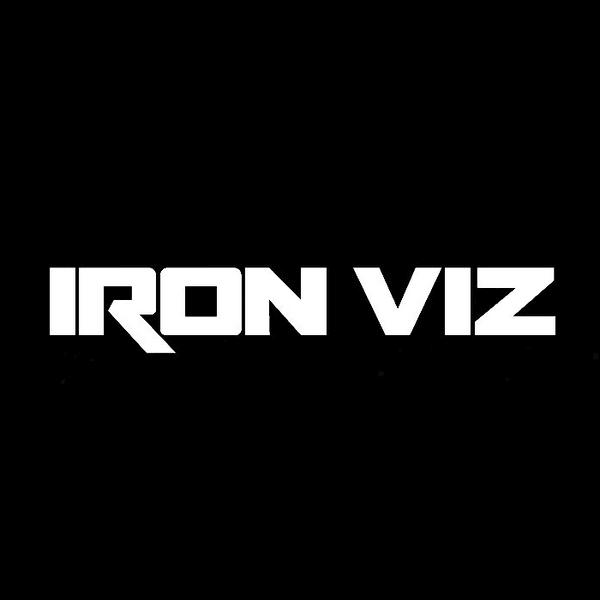 IRON VIZ予選に出場してTC18ニューオーリンズへのチケットをゲットしよう!!